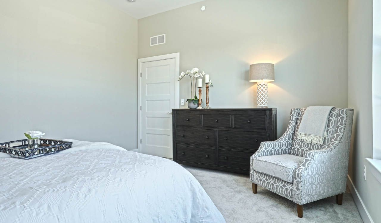Bedroom featured in the Cheshire Townhome By Landmark Homes  in Harrisburg, PA