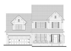 The Brentwood - Home Towne Square 55+ Living: Ephrata, Pennsylvania - Landmark Homes