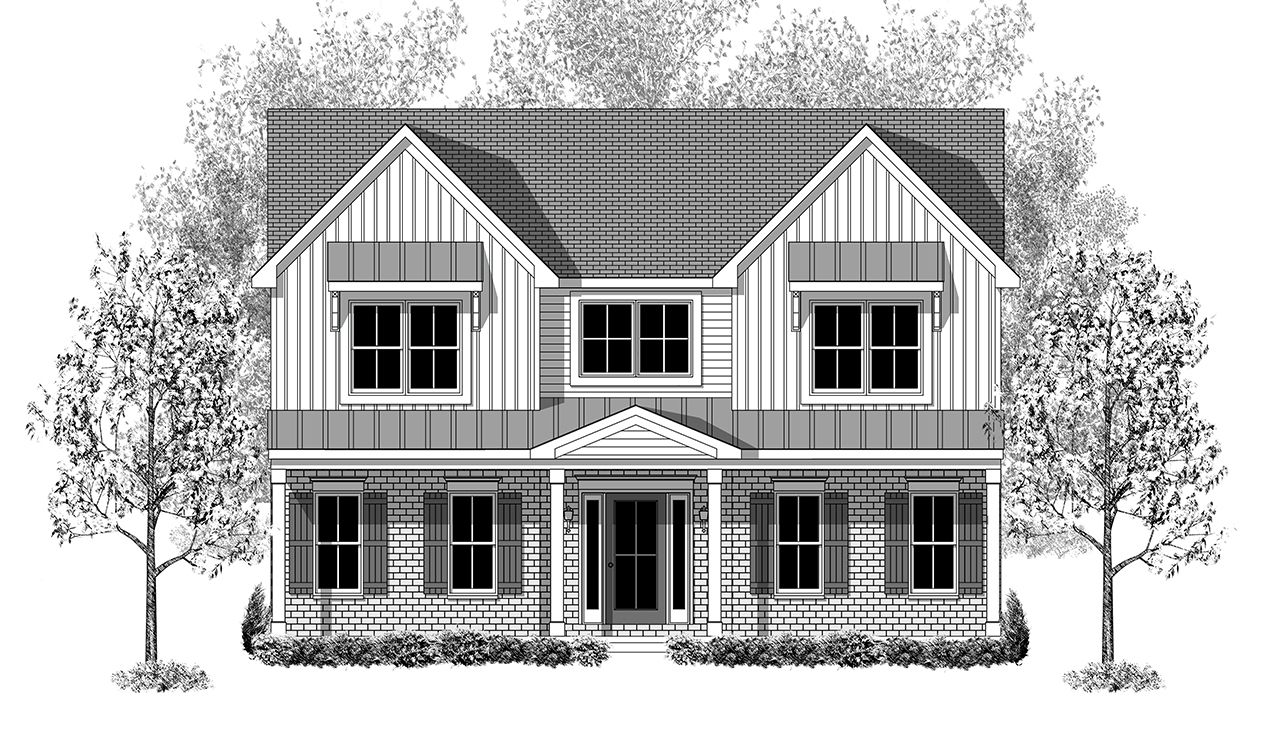Exterior featured in the Hudson By Landmark Homes  in Harrisburg, PA