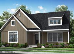 Jamie - Wright's Landing at Legacy Park: Mechanicsburg, Pennsylvania - Landmark Homes