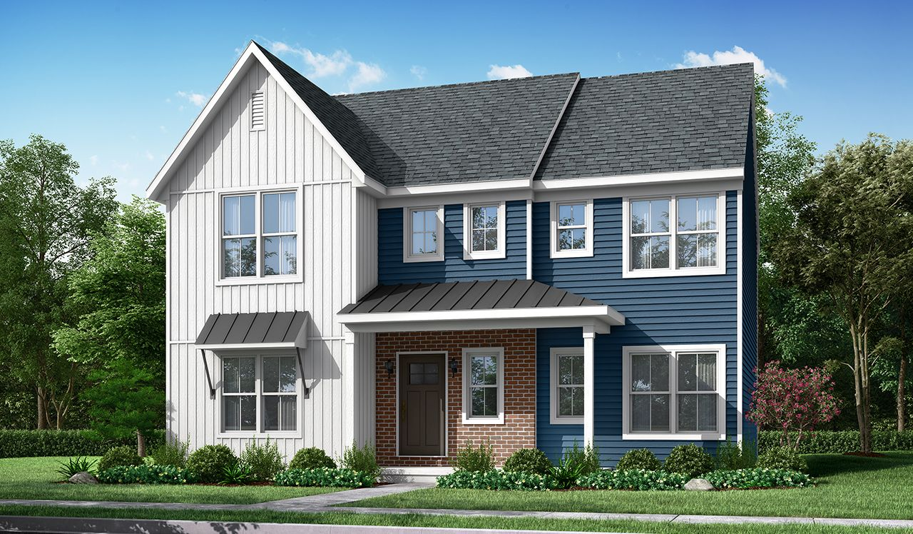 Exterior featured in the Presley By Landmark Homes  in Harrisburg, PA