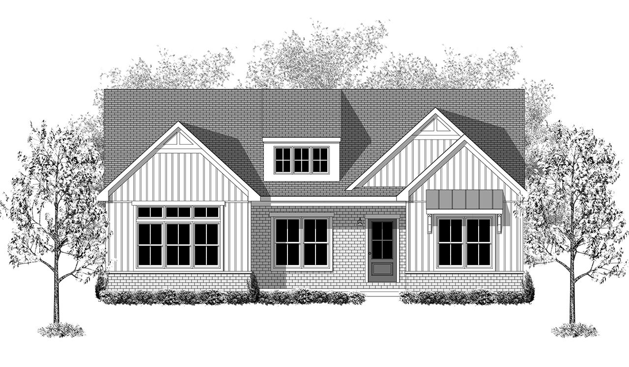 Exterior featured in the Southfield By Landmark Homes  in Harrisburg, PA