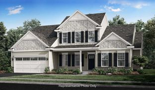 Hunter - Carriage Hill: Stevens, Pennsylvania - Landmark Homes