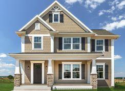 The Mapleton - Home Towne Square 55+ Living: Ephrata, Pennsylvania - Landmark Homes