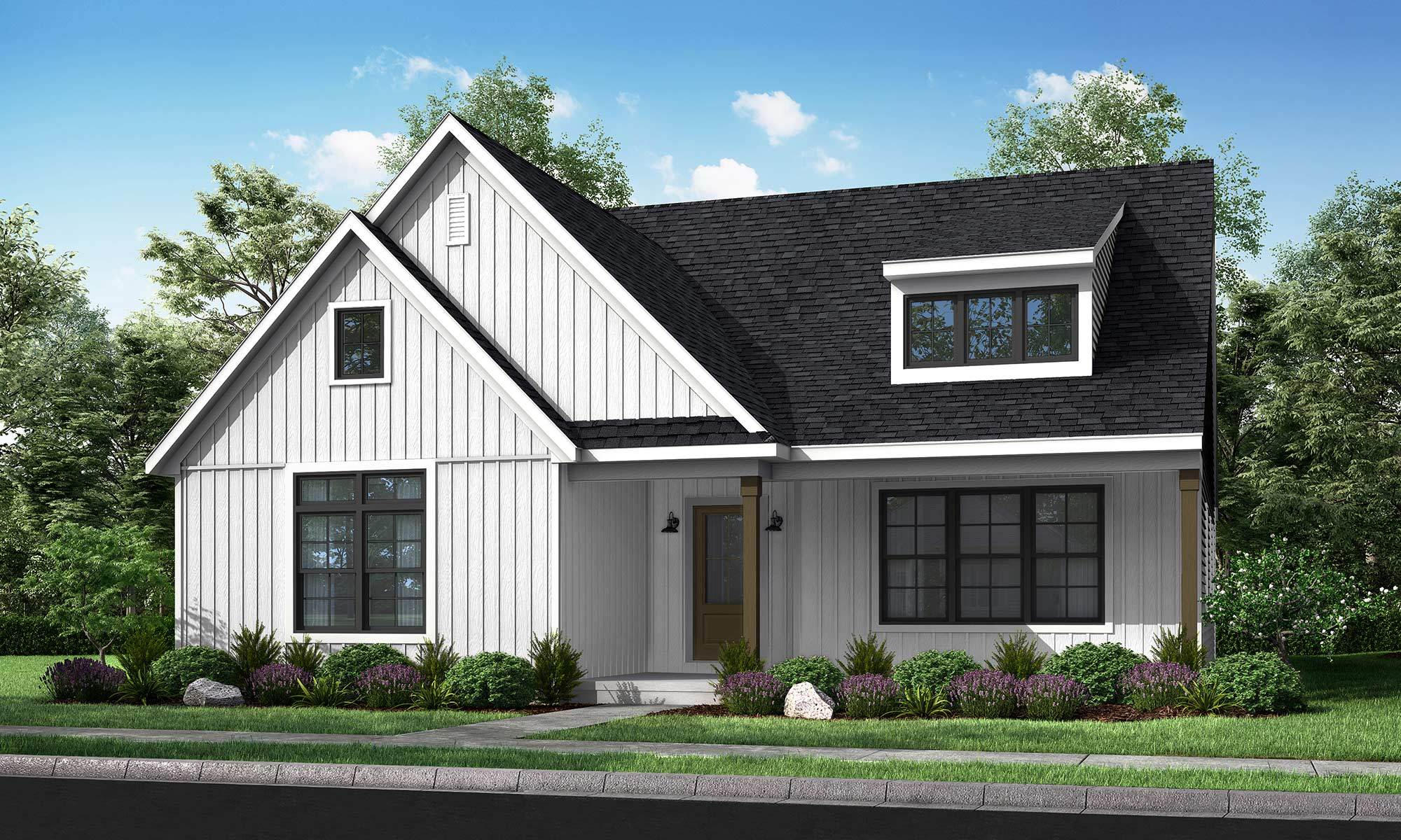 Exterior featured in the Jamie By Landmark Homes  in Harrisburg, PA