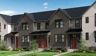 Palmer - Madison Court at Legacy Park: Mechanicsburg, Pennsylvania - Landmark Homes