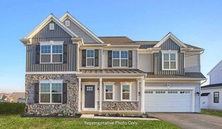 Darien - Wright's Landing at Legacy Park: Mechanicsburg, Pennsylvania - Landmark Homes