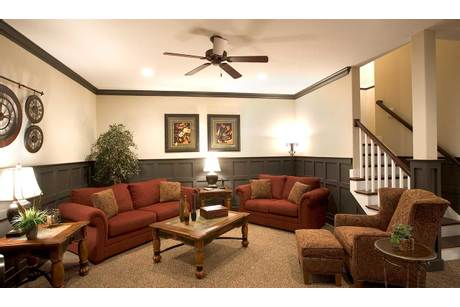 Greatroom-in-The Oakville-at-Home Towne Square 55+ Living-in-Ephrata