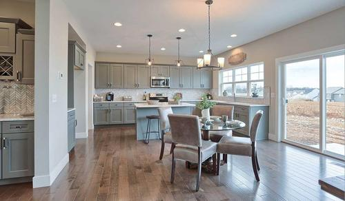 Kitchen-in-Kingston-at-Olde South Crossing-in-Annville