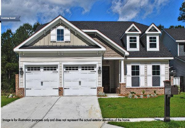 Pinehurst II LE 2:LE 2 Elevation is Available in Select Landmark 24 Communities