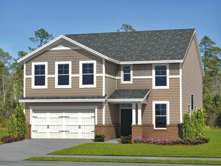 Dayton - Wexford: Richmond Hill, Georgia - Landmark 24 Homes