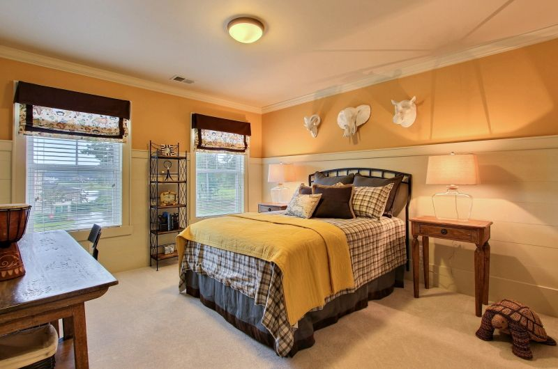 Bedroom featured in the Spring Willow By Landmark 24 Homes  in Savannah, GA