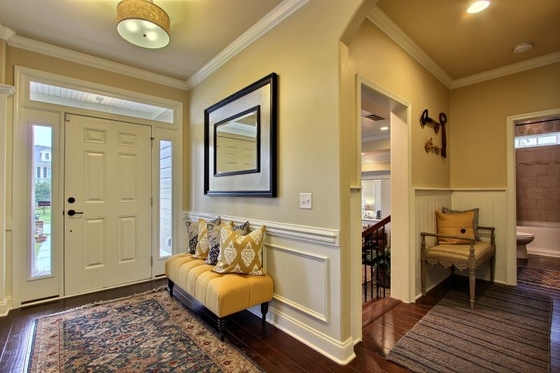 Living Area featured in the Spring Willow By Landmark 24 Homes  in Charleston, SC