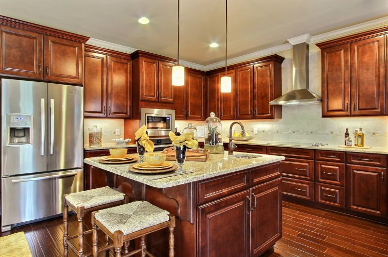 Kitchen featured in the Spring Willow By Landmark 24 Homes  in Savannah, GA