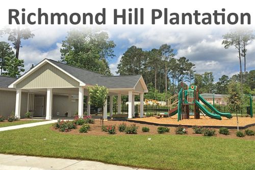 New home communities in 31324 savannah for Richmond hill home builders
