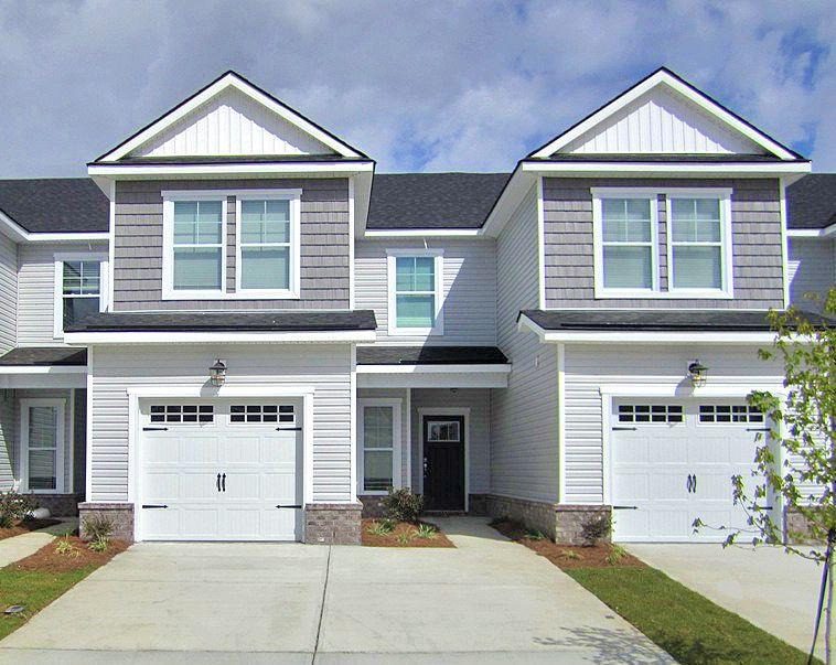 Exterior featured in the Austin By Landmark 24 Homes  in Savannah, GA
