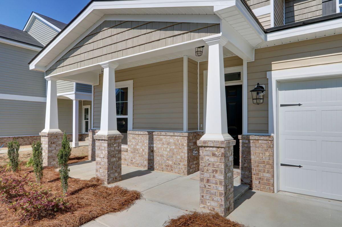 Exterior featured in the Chesapeake II By Landmark 24 Homes  in Savannah, GA