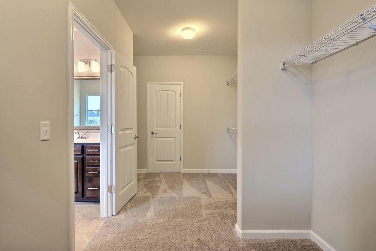 Living Area featured in the Chesapeake II By Landmark 24 Homes  in Savannah, GA