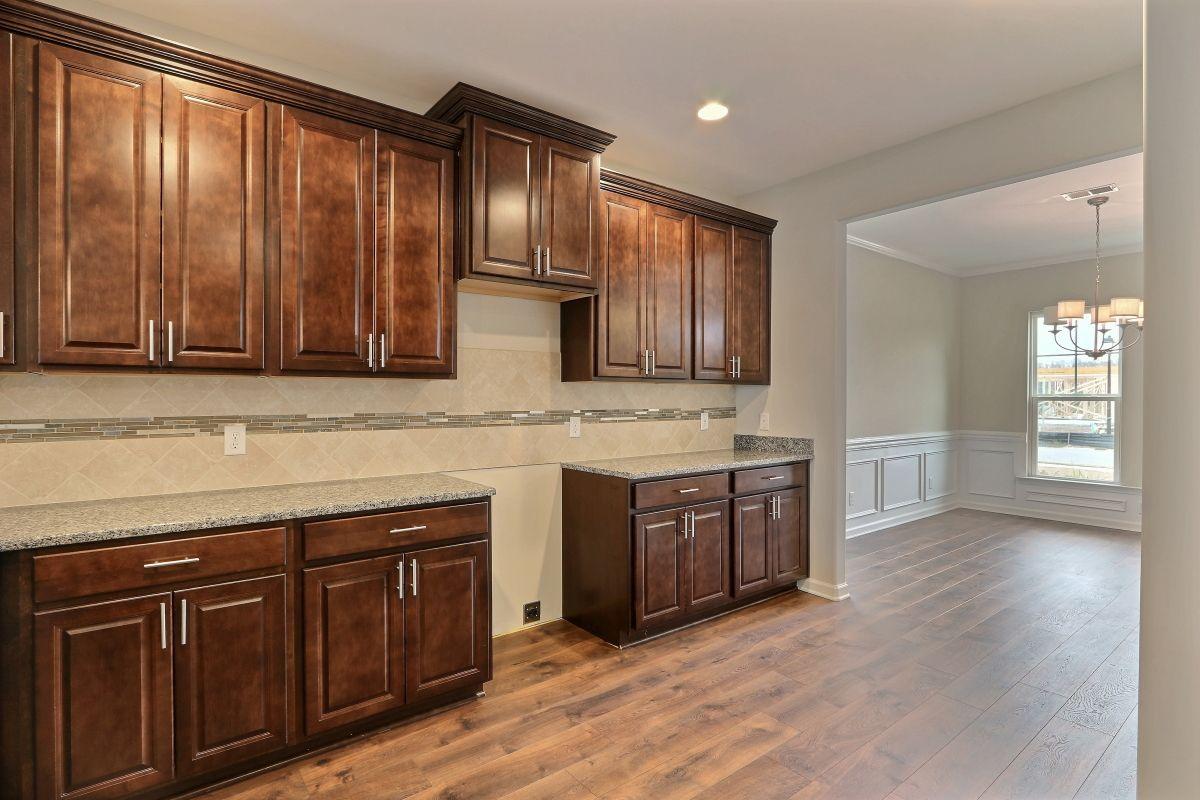 Kitchen featured in the Chesapeake II By Landmark 24 Homes  in Savannah, GA