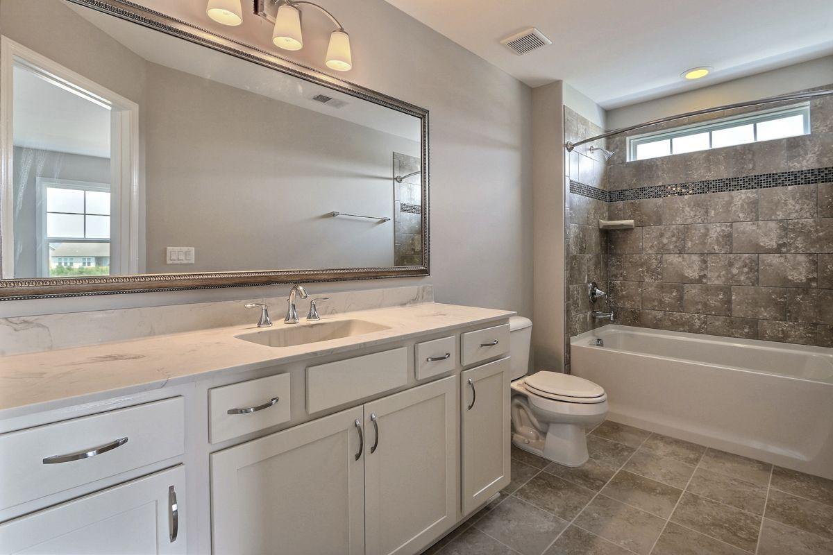 Bathroom featured in the Chesapeake II By Landmark 24 Homes  in Savannah, GA