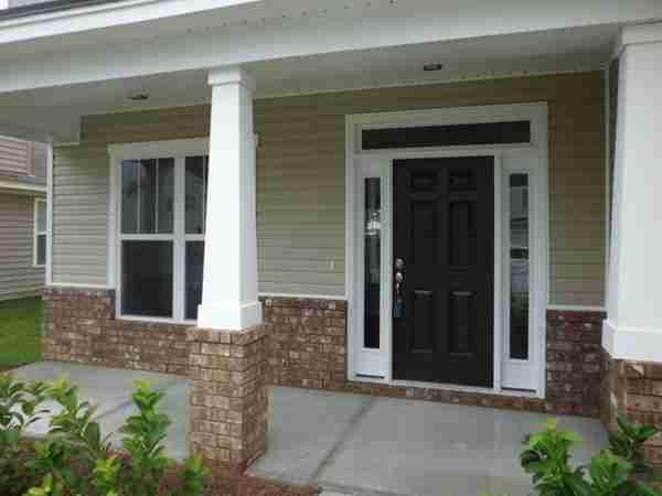 Dawson C/LE Exterior Porch