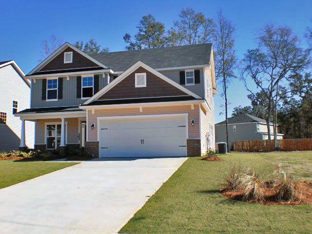 Exterior featured in the Dawson By Landmark 24 Homes  in Savannah, GA