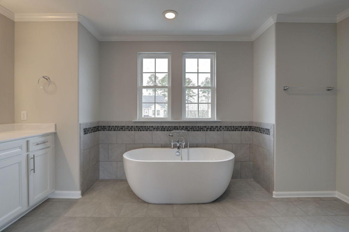 Bathroom featured in the Brookhaven By Landmark 24 Homes  in Savannah, GA