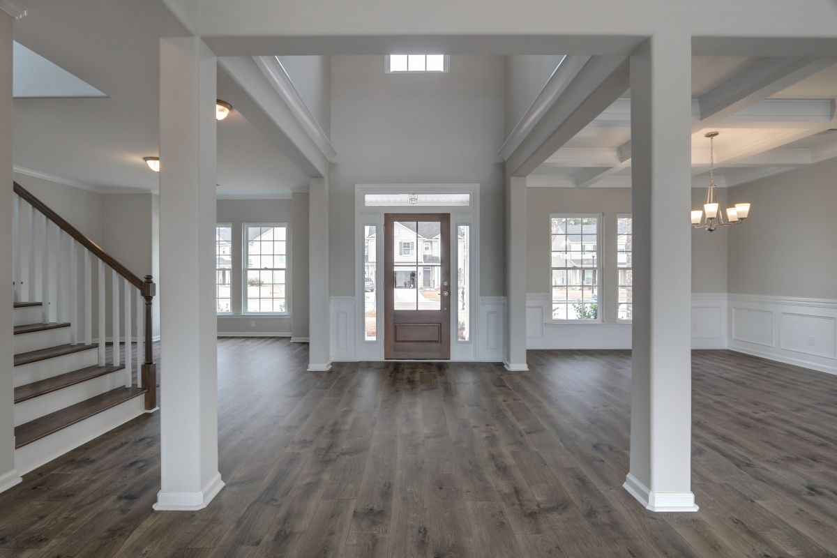 Living Area featured in the Brookhaven By Landmark 24 Homes  in Savannah, GA