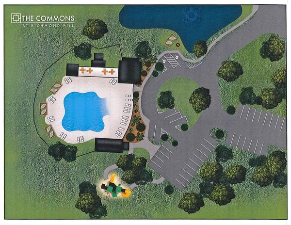 Amenity Site Map