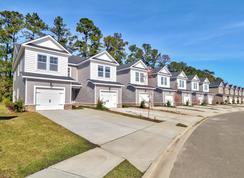 Austin - The Commons: Richmond Hill, Georgia - Landmark 24 Homes