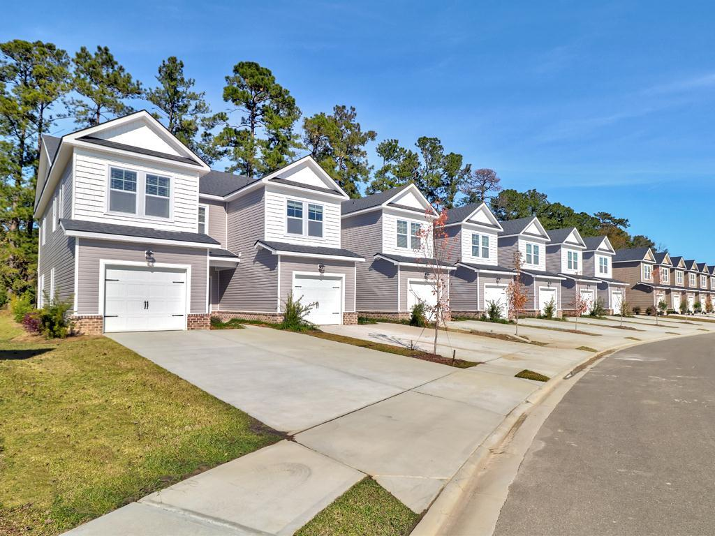 'The Commons' by Landmark 24 Homes of Georgia in Savannah