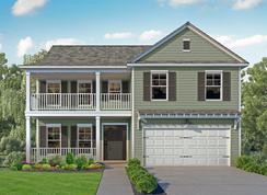 Taylor - Carriage Gate Plantation: Brunswick, Florida - Landmark 24 Homes