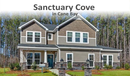 Sanctuary Cove by Landmark 24 Homes in Charleston South Carolina