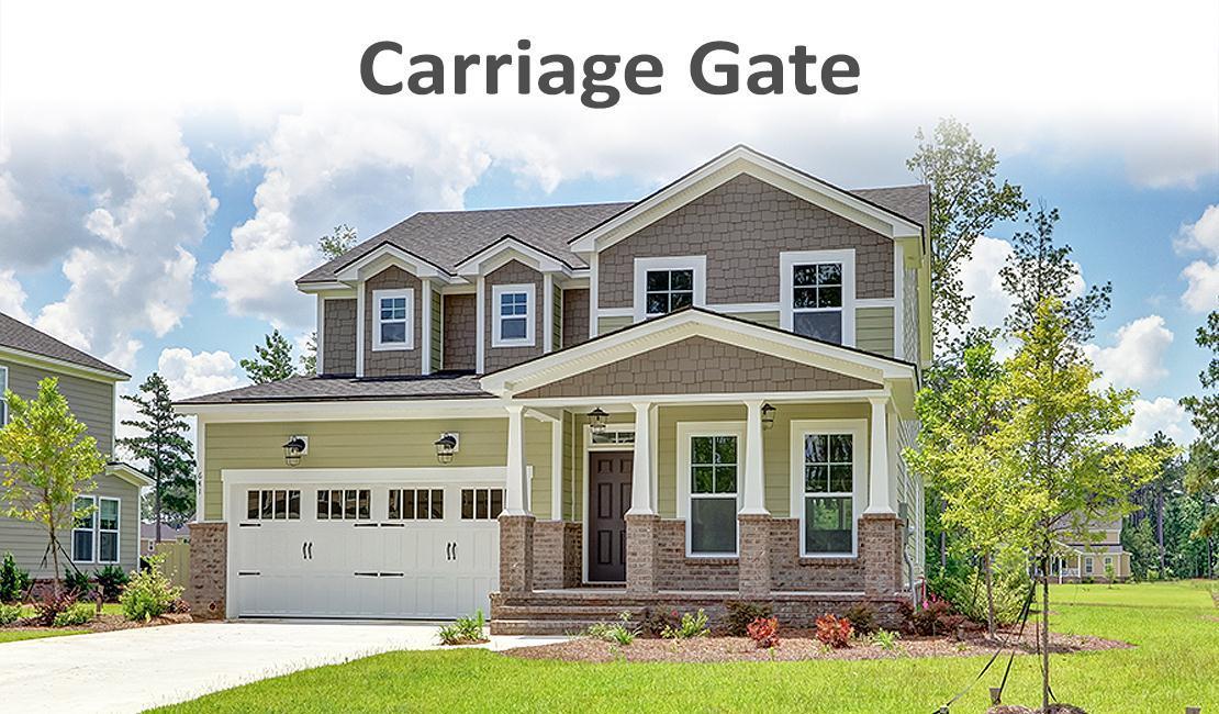 'Carriage Gate Plantation' by Landmark 24 Homes of Georgia in Savannah
