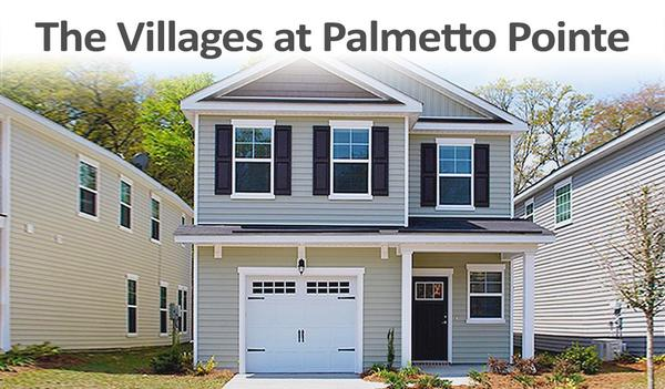 The Villages at Palmetto Pointe in Bluffton, SC by Landmark