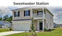 Sweetwater Station by Landmark 24 Homes in Savannah Georgia