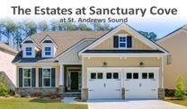 Estates at Sanctuary Cove by Landmark 24 Homes in Jacksonville-St. Augustine Georgia