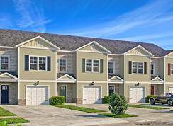 Georgetown - The Commons: Richmond Hill, Georgia - Landmark 24 Homes
