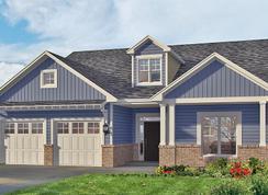 Roxboro - Estates at Sanctuary Cove: Waverly, Florida - Landmark 24 Homes
