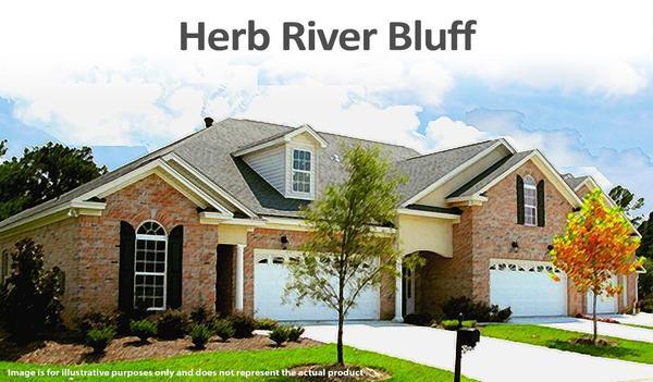 Herb River Bluff