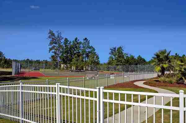 bradley point south Tennis Court