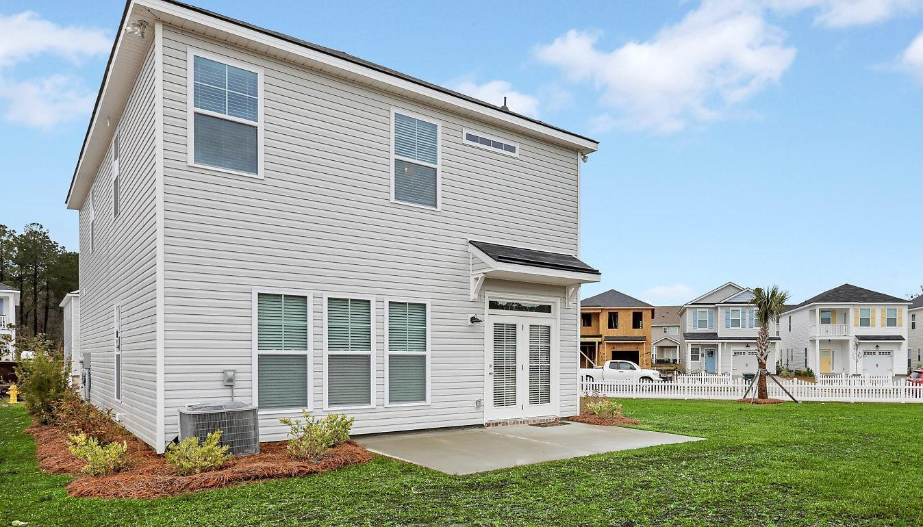 Exterior featured in the Harborside By Landmark 24 Homes  in Savannah, GA