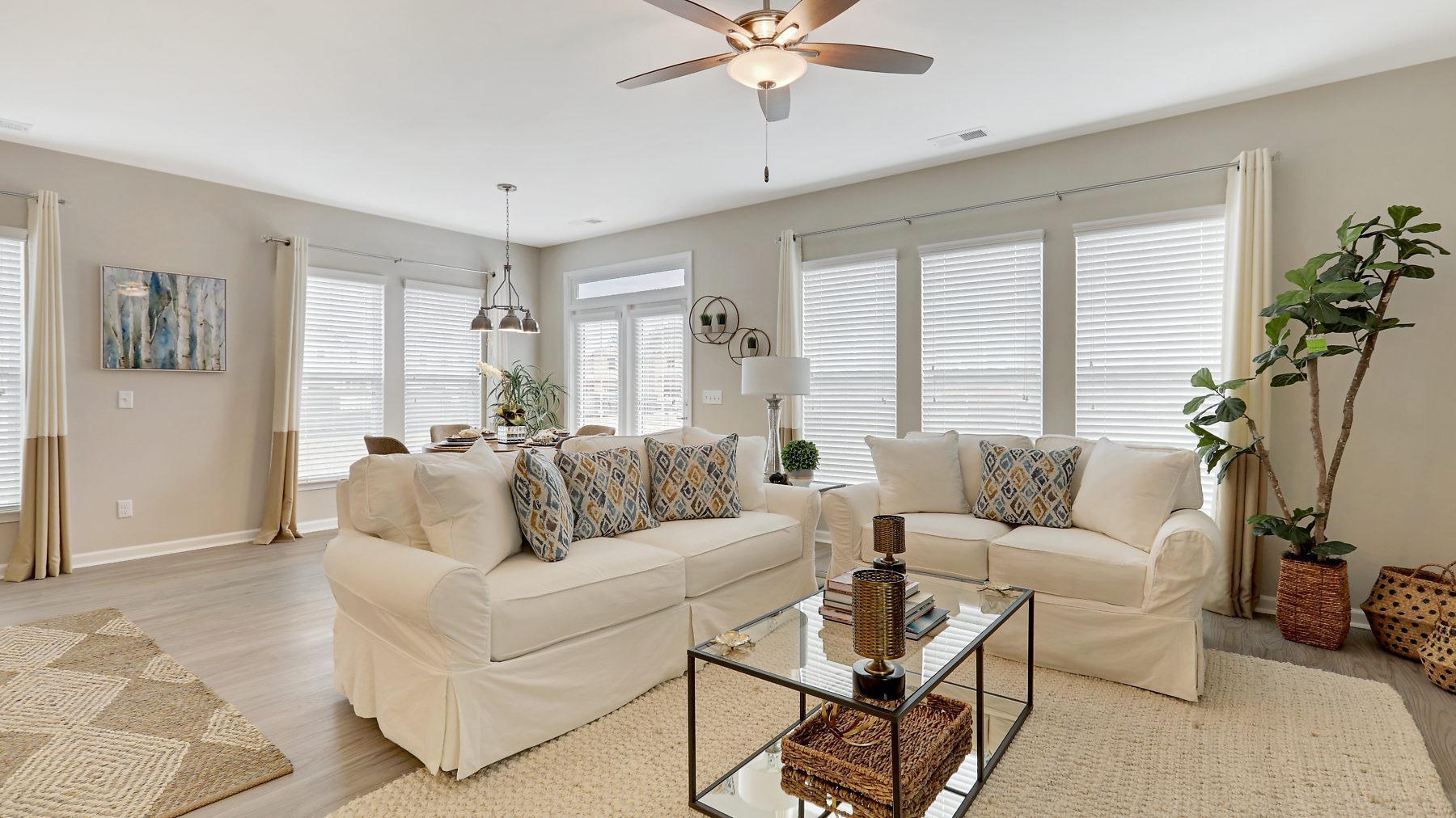 Living Area featured in the Harborside By Landmark 24 Homes  in Savannah, GA