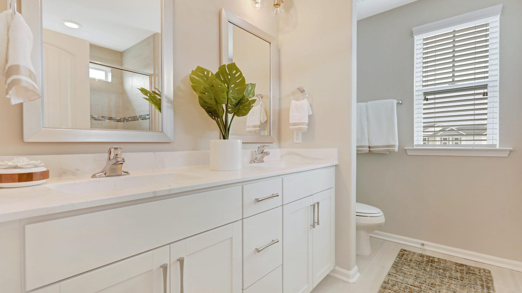 Bathroom featured in the Harborside By Landmark 24 Homes  in Savannah, GA