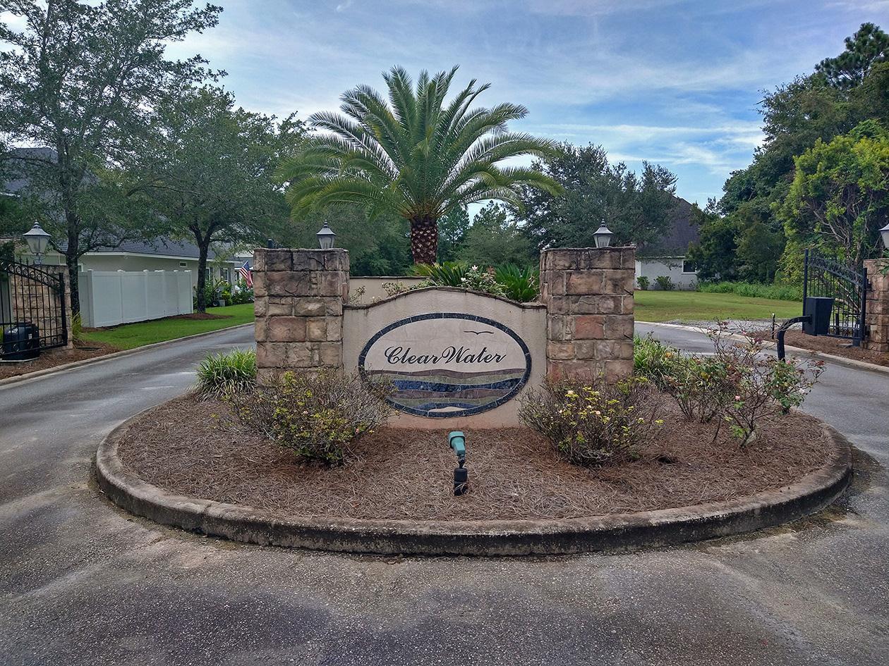 'Clearwater' by Landmark 24 Homes of Georgia in Savannah