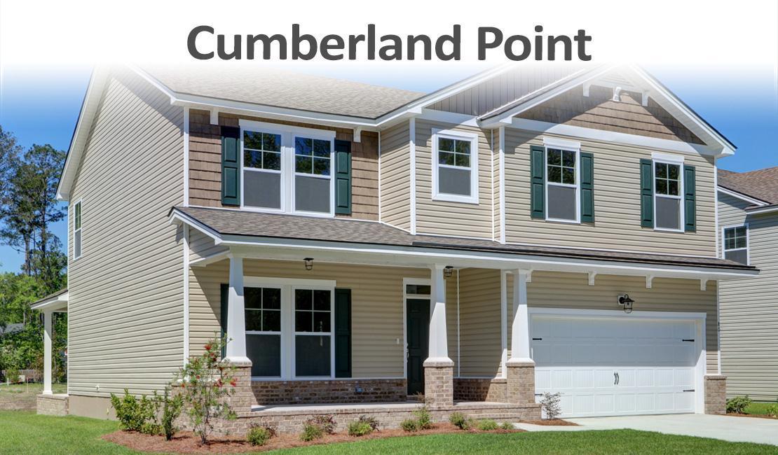 'Cumberland Point' by Landmark 24 Homes of Georgia in Savannah