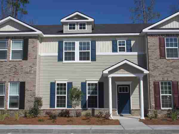 Townhome  Exterior Elevation
