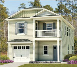 Harborside - The Cove at Bradley Point: Savannah, Georgia - Landmark 24 Homes