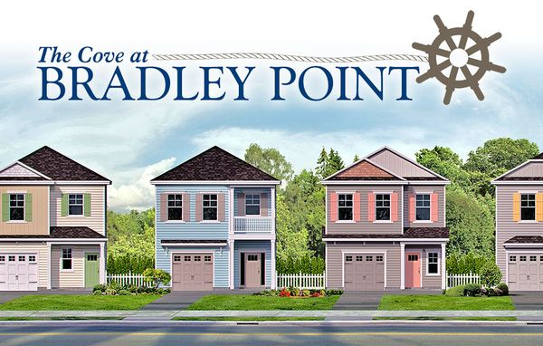 The Cove at Bradley Point Rendering