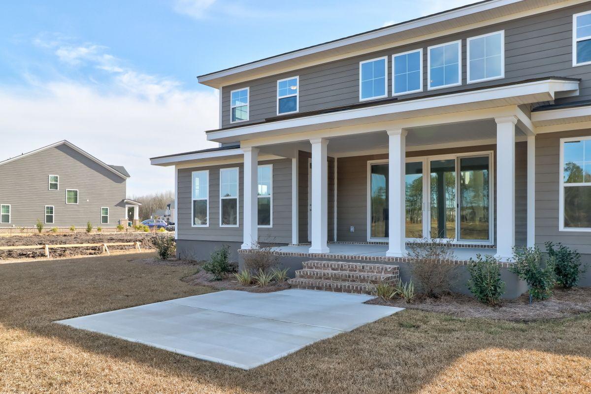 Exterior featured in the Colleton II By Landmark 24 Homes  in Savannah, GA